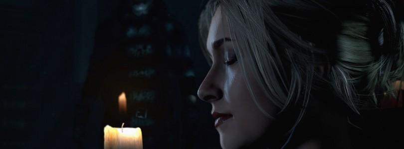 Until Dawn PS4 Valentine's Day Trailer