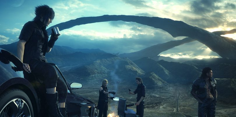 Buying Final Fantasy XV PC On Disc Won't Save You From a 150GB Download