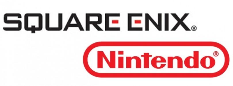 Nintendo and Square Enix E3cap