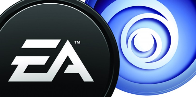 EA and Ubisoft E3cap