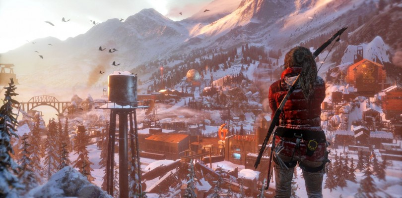 Rise Of The Tomb Raider Gets PS4 & PC Release Window