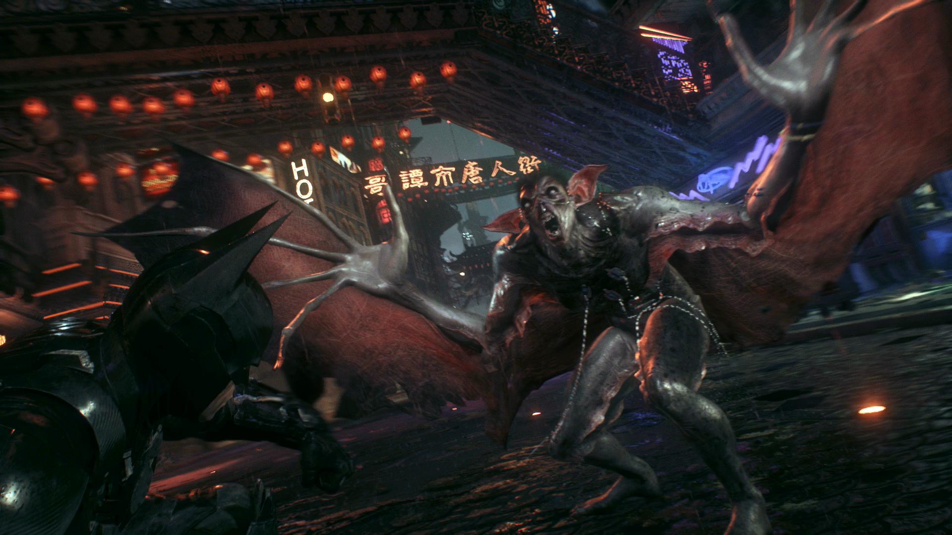 Batman vs Manbat – WellPlayed