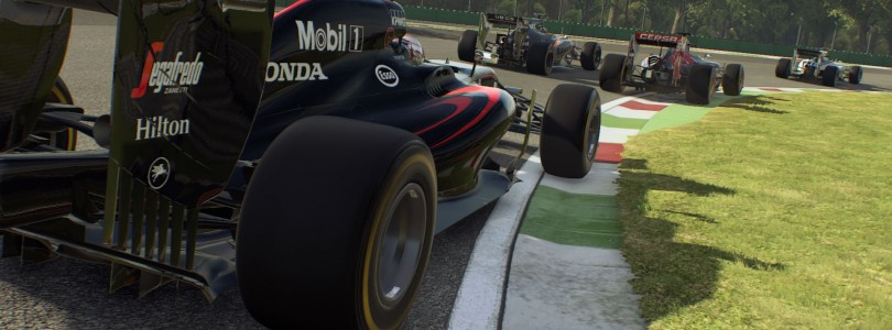 F1 2015 Tears it up With Stunning New Trailer