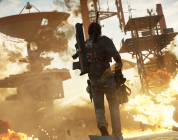 Just Cause 3's Rico Is More Than Just A Pyromaniac