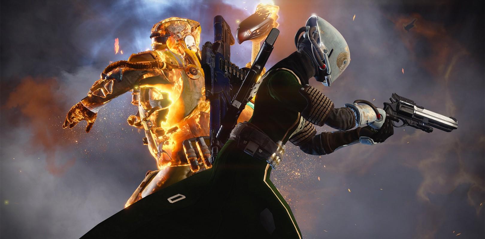 Destiny - The Taken King Twitch Stream Overview