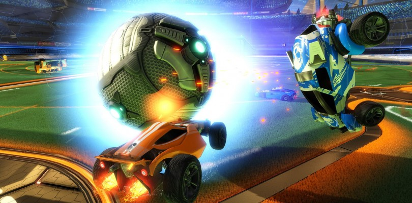 Rocket league – Supersonic Fury DLC Out Now
