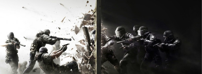 Rainbow Six: Siege Gamescom Trailer