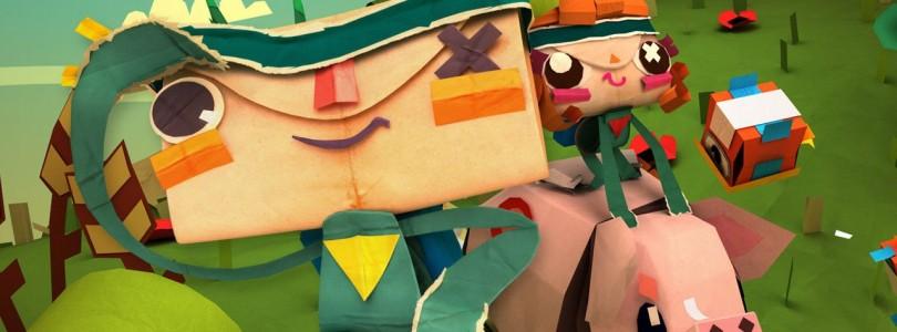 Tearaway Unfolded Companion App Trailer