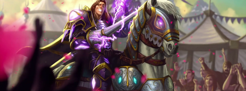 Hearthstone's Grand Tournament Expansion Launches Today