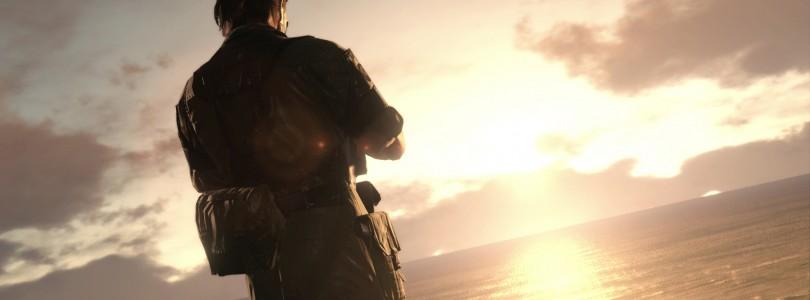 Metal Gear Solid V: TPP Graphics Comparison
