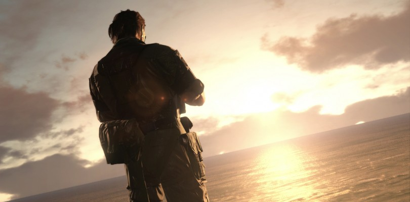 Metal Gear Solid V: TPP Graphics Comparison