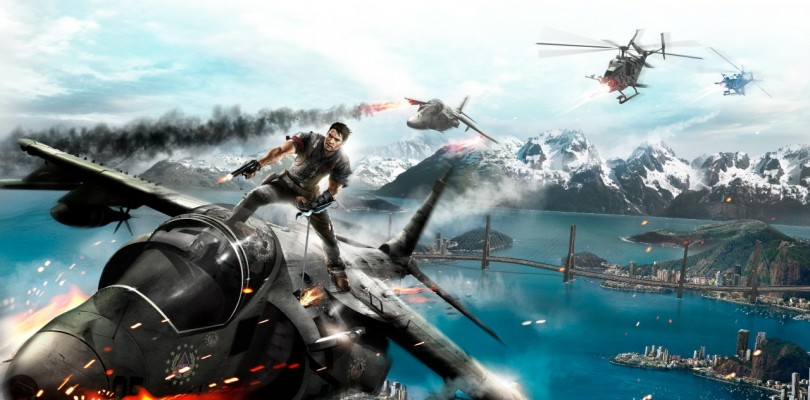 Just Cause 3 Dev Diary #2: Blow Shit Up