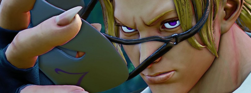 Vega Returns For Street Fighter V