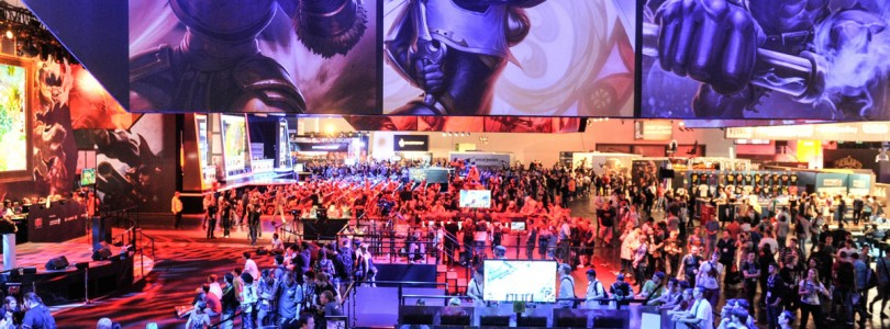 Confirmed For Gamescom 2015