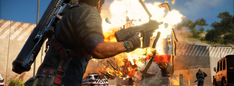 Here Are 30 Glorious Minutes Of Just Cause 3 Chaos