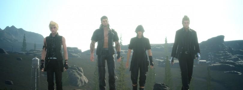 Check Out The Final Fantasy XV Dawn Trailer 2.0