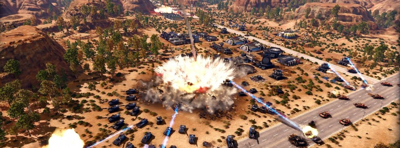 Act Of Aggression Launch Trailer