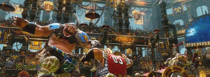 Blood Bowl 2's Brutal Launch Trailer