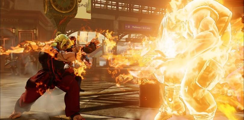 Rashid Twirls Into Street Fighter V