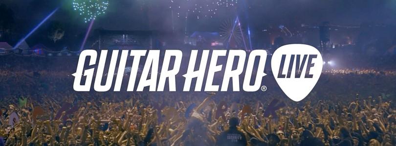 Guitar Hero Live Gets More Tracks