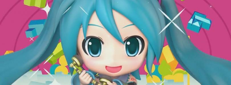 Hatsune Miku: Project Mirai DX Out Now