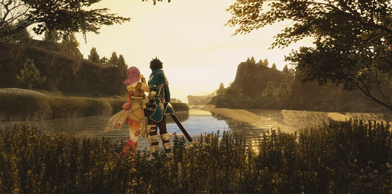 Check Out Some Gameplay For Star Ocean 5