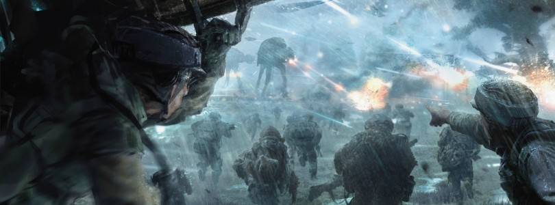 Star Wars Battlefront Beta Incoming