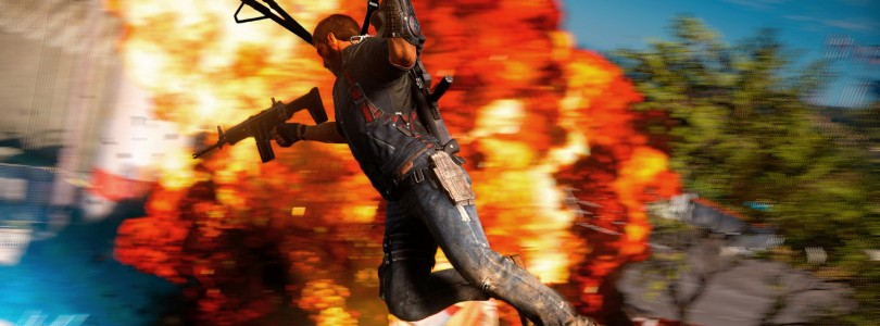 Check Out The Just Cause 3 Story Trailer
