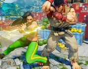 Street Fighter V – Introducing Laura Matsuda