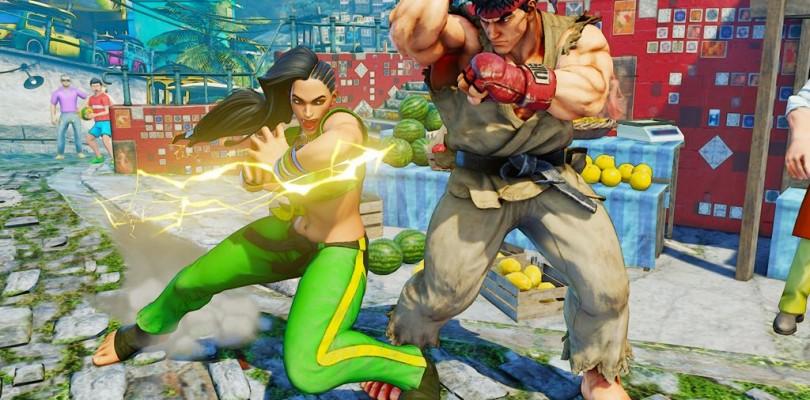 Street Fighter V – Introducing Laura Matsuda