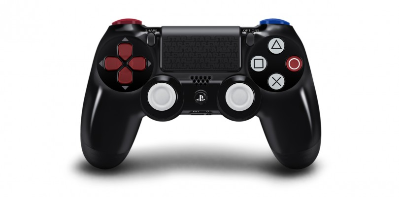 Sony Releasing Darth Vader-Themed Dualshock 4 Controller