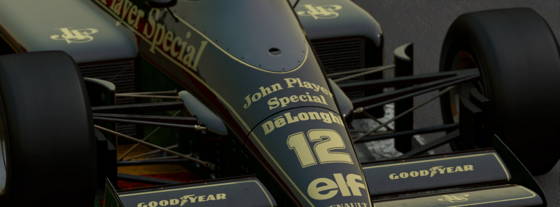 Project Cars – Classic Lotus DLC Pack Out Now