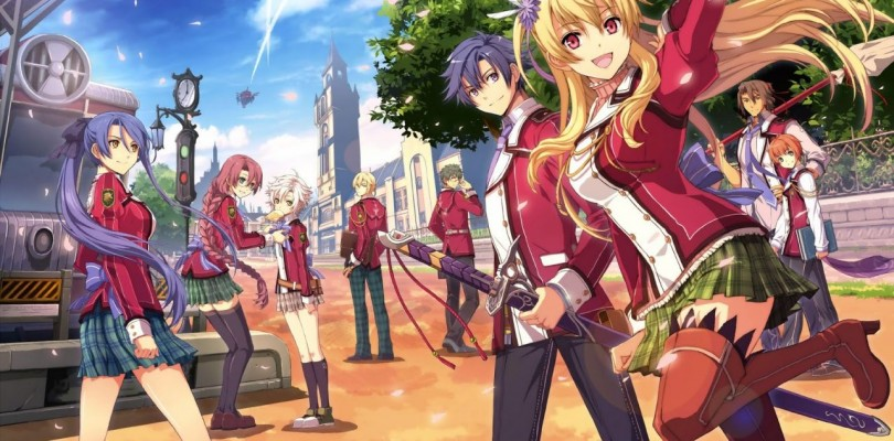 The Legend Of Heroes: Trails Of Cold Steel Hitting AU & NZ In 2016
