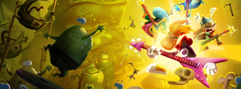 Ubisoft Celebrates Rayman's 20th Anniversary