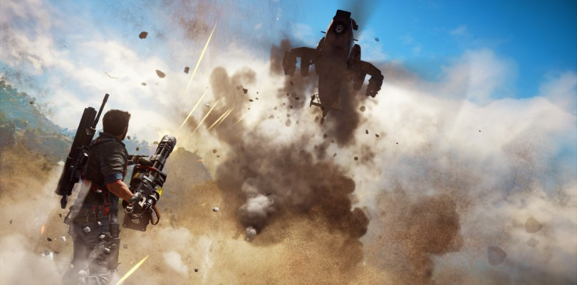 Just Cause 3 – Avalanche Engine Dev Diary