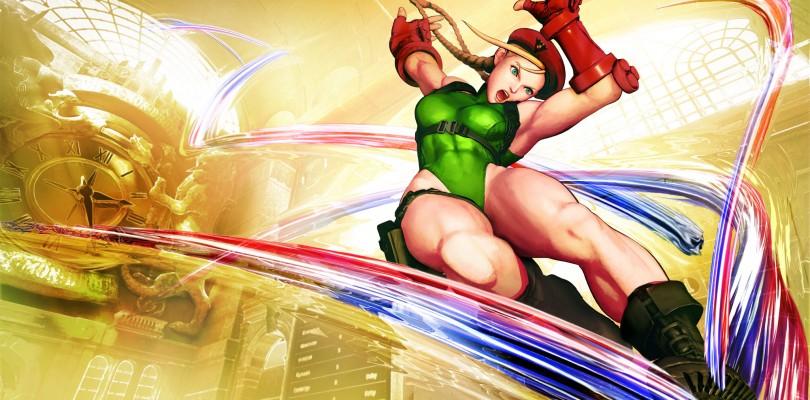 Capcom Reveals New Street Fighter V Details