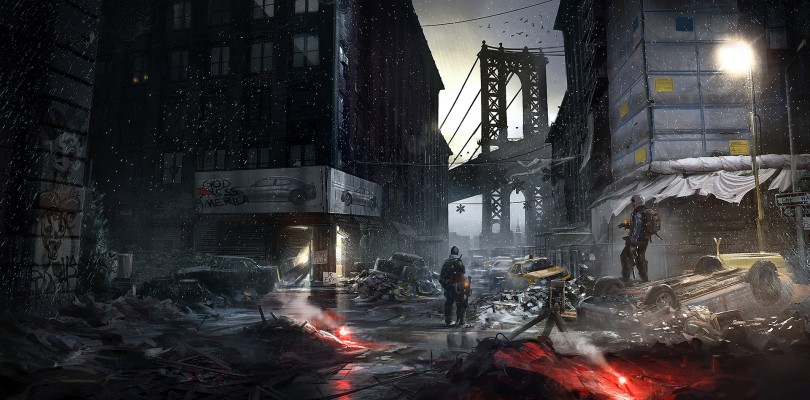 The Division Beta Delayed Until Early 2016