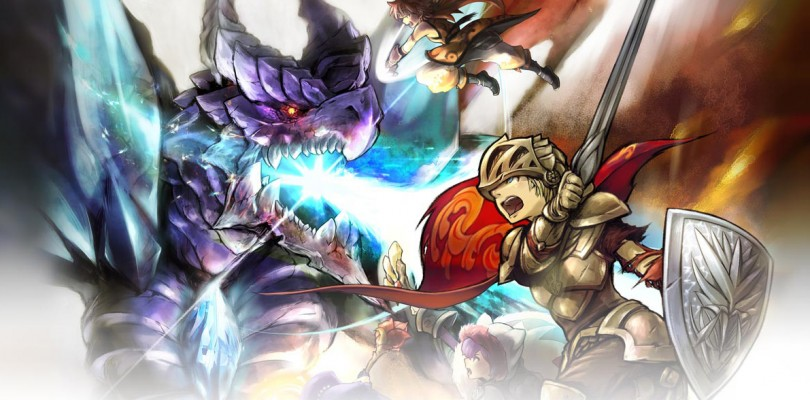 Final Fantasy Explorers – Eidolon Infographic