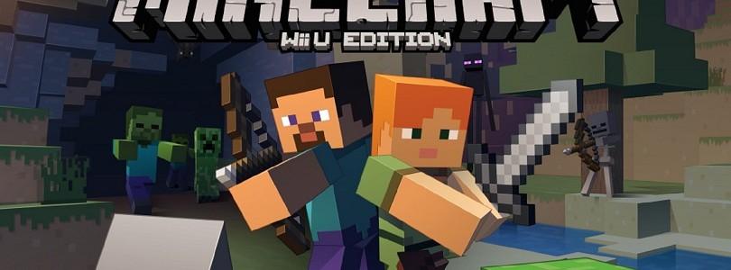 Wii U Version of Minecraft Coming December 17th