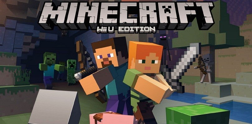 Wii U Version of Minecraft Coming December 17th