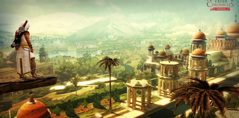 Assassin's Creed Chronicles: India – Deep Dive Trailer