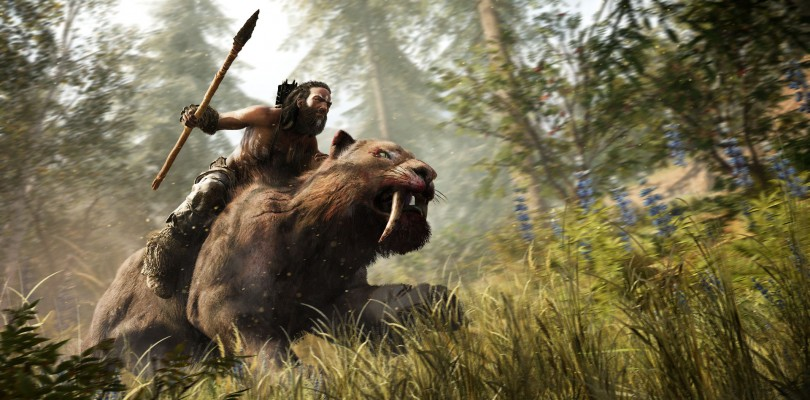Far Cry Primal – King Of The Stone Age Trailer & Behind The Scenes