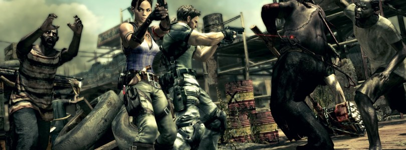 Resident Evil 4, 5, 6 – Announcement Trailer