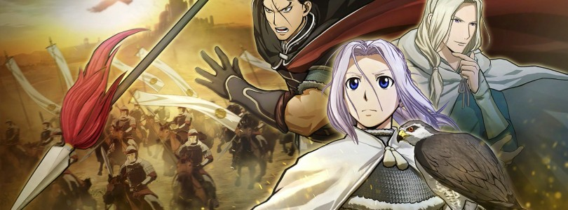 Arslan: The Warriors of Legend Review