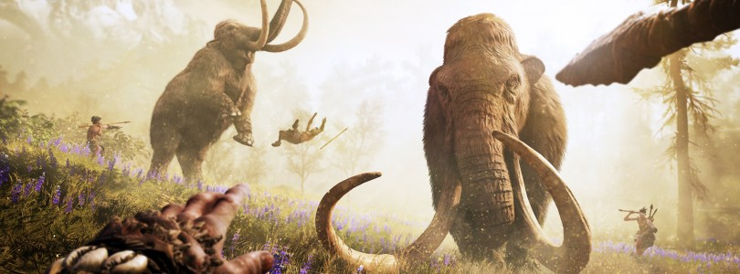 Ubisoft Officially Announce The Launch Of Far Cry Primal