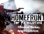Homefront: The Revolution Closed Beta Impressions