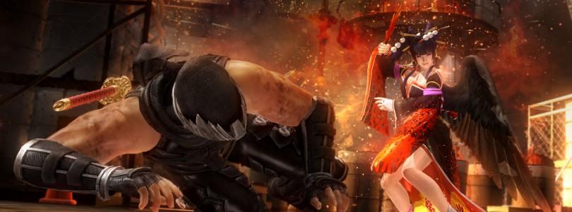 Samurai Warriors Invades DOA 5 Last Round