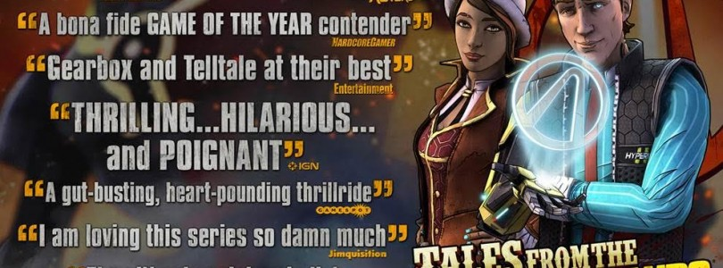 Tales From The Borderlands Is Getting A Physical Release