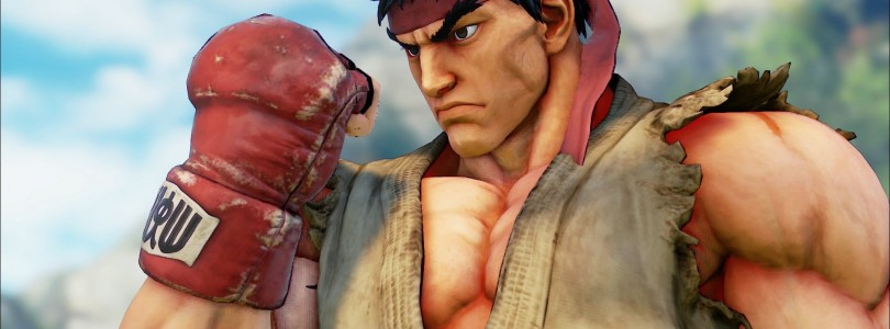 Capcom Is Looking Into Adding Arcade Mode For Street Fighter V