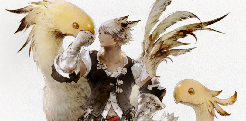 Final Fantasy XIV Patch 3 2 - The Gears Of Change